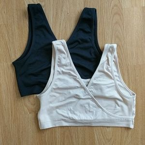 Gilligan & O'Malley Intimates & Sleepwear - Gilligan & O'Malley Nursing sleep bras